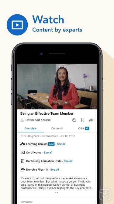 تصاویر LinkedIn Learning