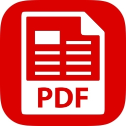 لوگو PDF Document Editor & Reader