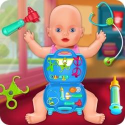 لوگو Doctor kit toys - Doctor Game