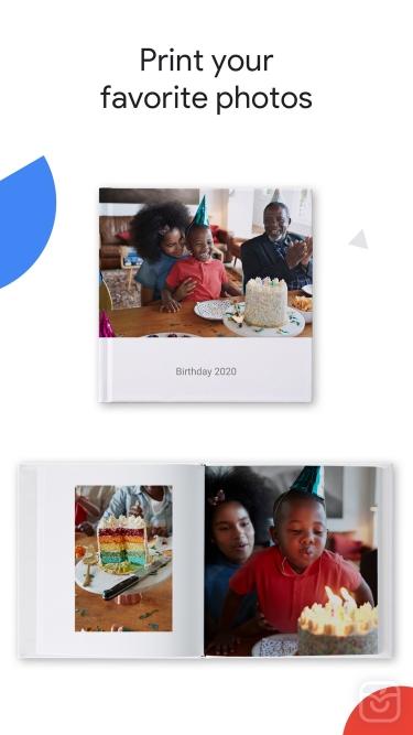 تصاویر Google Photos
