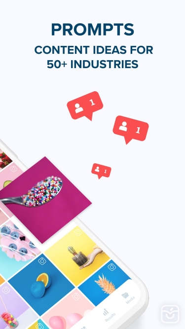 تصاویر Plann: Analytics for Instagram