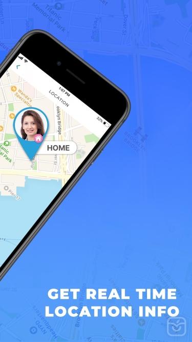 تصاویر mSpy Tracker Find Family Phone