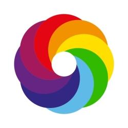 لوگو HuntColor: Discover colors
