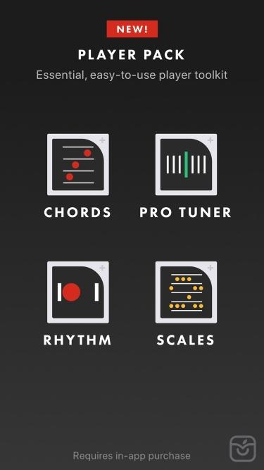 تصاویر Fender Tune - Guitar Tuner