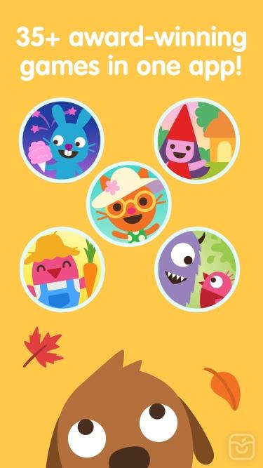 تصاویر Sago Mini World: Kids Games