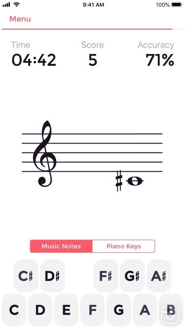 تصاویر Music Tutor Plus