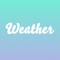 Weather - Pro - Blue