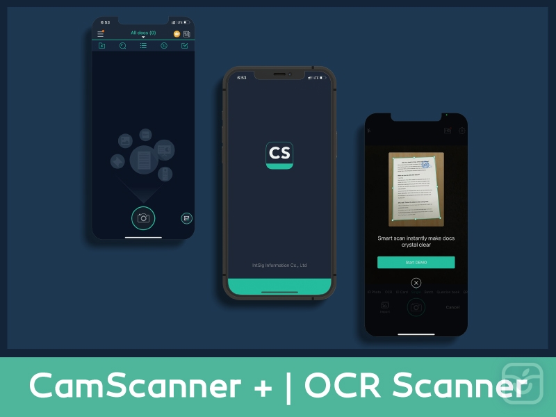 CamScanner +   OCR Scanner