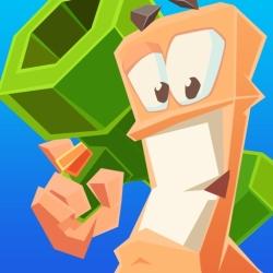 لوگو Worms™ 4