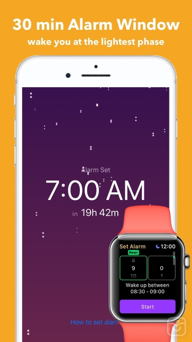 تصاویر Smart Alarm Clock for Watch