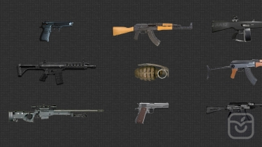 تصاویر Gun Sounds : Gun simulator