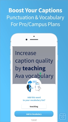 Ava: Best Live Captions