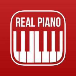 لوگو Real Piano