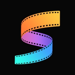 لوگو Stovi: Tempo Music Video Maker