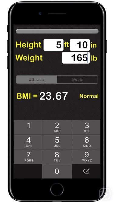 تصاویر BMI Calculator