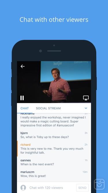 تصاویر Ustream