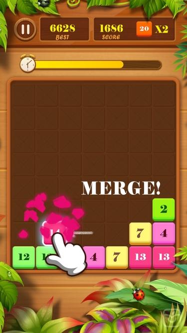 تصاویر Drag n Merge