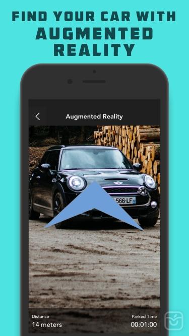 تصاویر Find My Car - Car Locator Pro