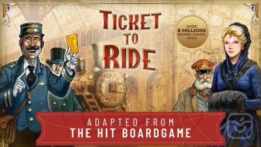 تصاویر Ticket to Ride - Train Game