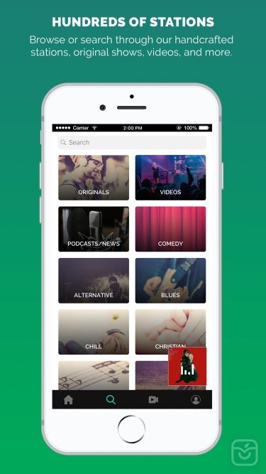 تصاویر LiveXLive