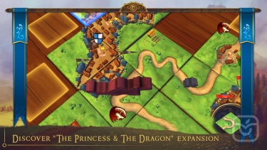 تصاویر Carcassonne – Tiles & Tactics