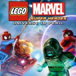 لوگو LEGO® Marvel Super Heroes