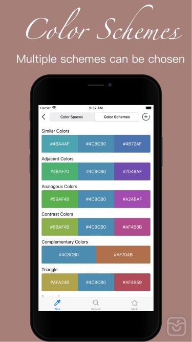 تصاویر ColorPicker - pick color tool