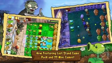 تصاویر Plants vs. Zombies™