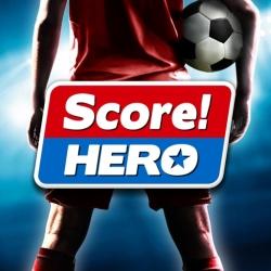 لوگو Score! Hero
