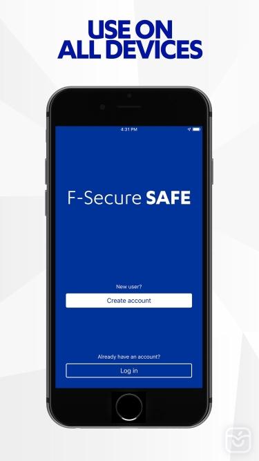 تصاویر F-Secure SAFE