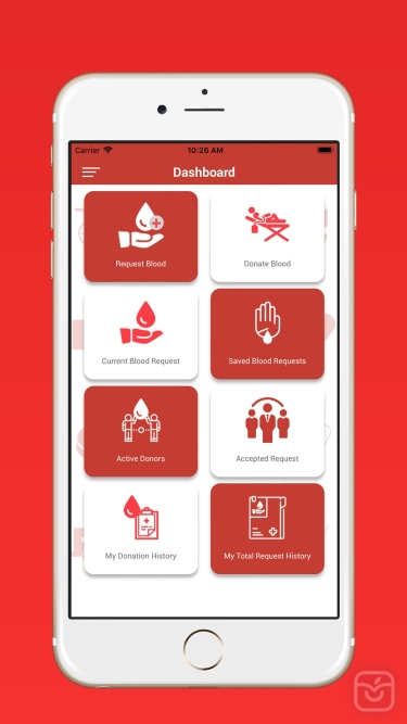 تصاویر Blood Donor Pro