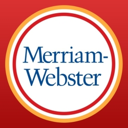 لوگو Merriam-Webster Dictionary Pro