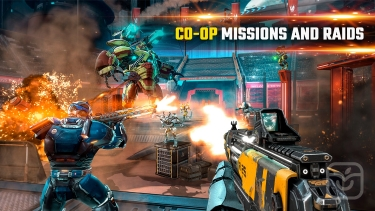 تصاویر Shadowgun Legends: Online FPS