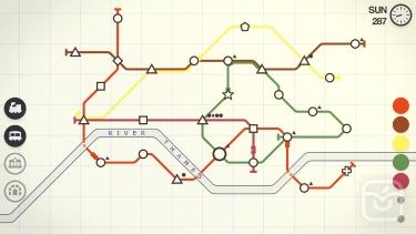 تصاویر Mini Metro