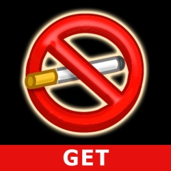 لوگو Quit Smoking - My Last Cigarette