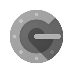 لوگو Google Authenticator