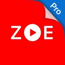 لوگو ZOE - Video Player