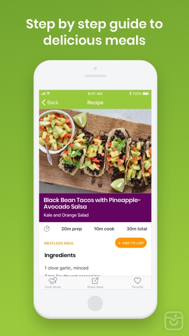 تصاویر eMeals - Healthy Meal Plans