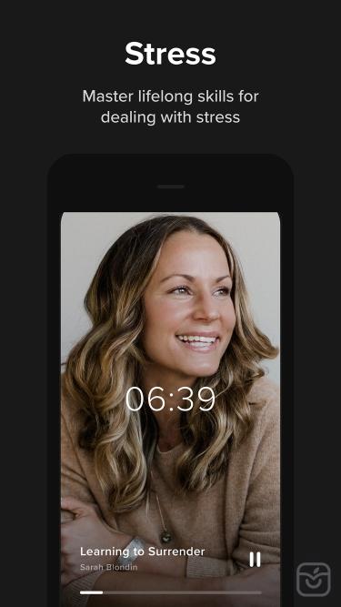 تصاویر Insight Timer - Meditation App
