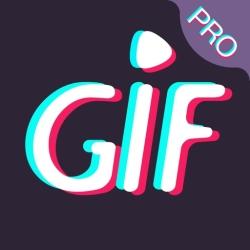 لوگو Gif Maker pro-video to gifs