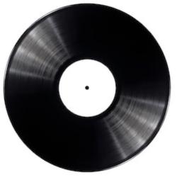 لوگو My Vinyl Record Collection