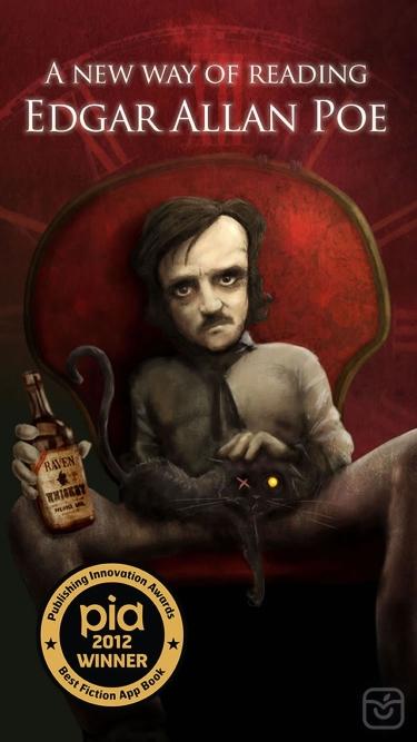 تصاویر iPoe Vol. 1 - Edgar Allan Poe