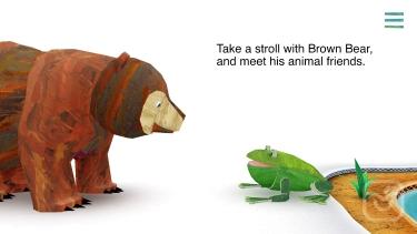 تصاویر Eric Carle's Brown Bear Animal Parade