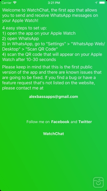 تصاویر WatchChat 2: for WhatsApp