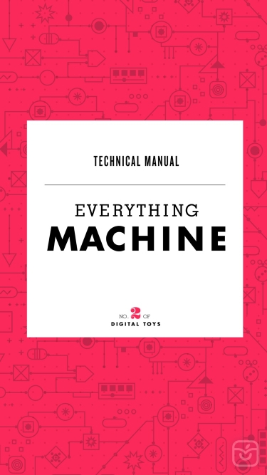 تصاویر Everything Machine by Tinybop