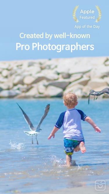 تصاویر Pro Camera : LAUV