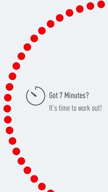 تصاویر J&J Official 7 Minute Workout