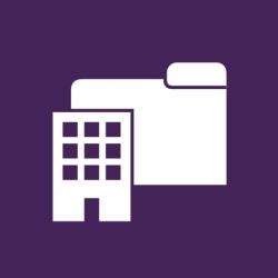 لوگو Work Folders