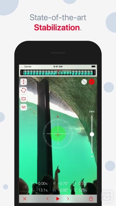 تصاویر Emulsio › Video Stabilizer
