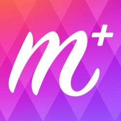 لوگو MakeupPlus - Virtual Makeup